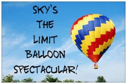 Sky's the Limit Balloon Spectacular – Gainesville, TX
